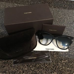 🖤1 HR ONLY SALE!🖤 Tom Ford Anoushka Sunglasses